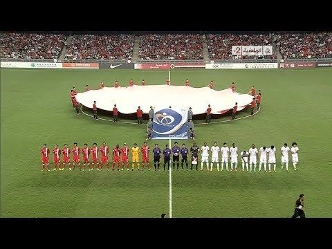 Hong Kong vs UAE - AFC Asian Cup 2015 qualification
