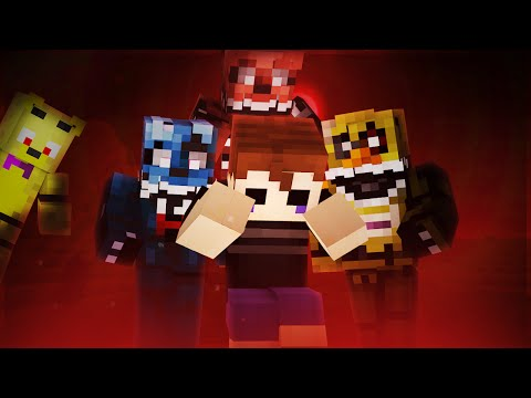 Five Nights At Freddy's 4 Roleplay - Night 1 (FNAF 4 In Minecraft)