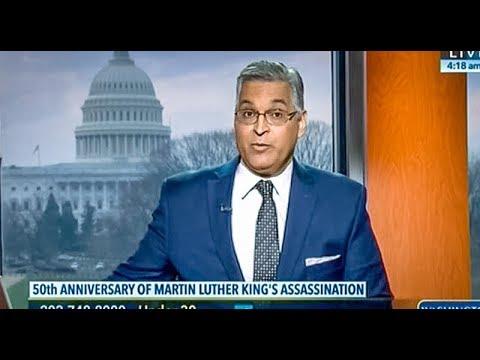 CSPAN Callers Shít On MLK On Anniversary Of His Dèath