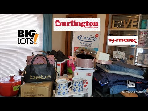 How To Dumpster Dive At Burlington Coat Factory #dumpsterdiving