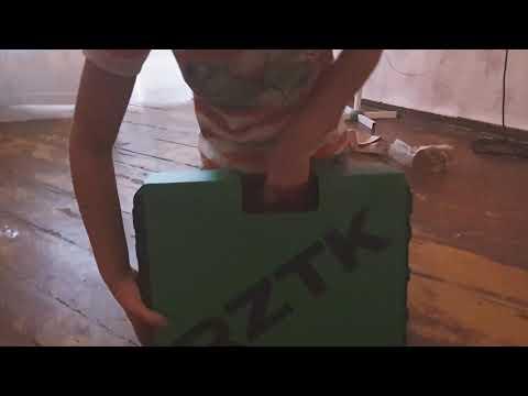 Дрель-шуруповерт аккумуляторный RZTK RD 1220Li+KIT