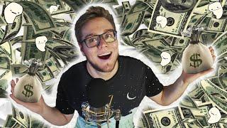 Как Заработать Деньги? | КосДопрос #4 | COSMOS