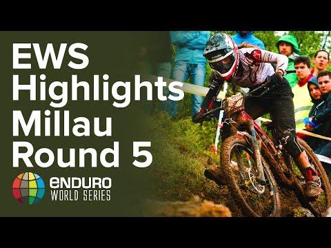 Full Highlights Round 5 | Millau, FRA EWS 2017
