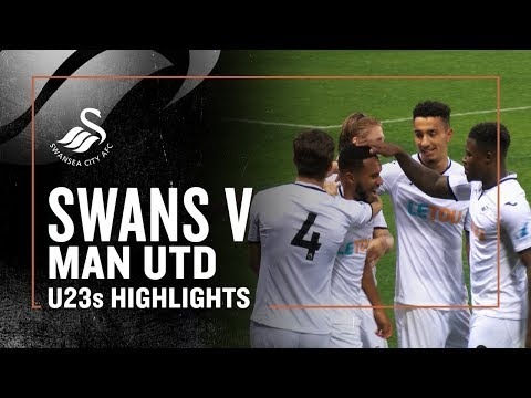 U23s Highlights: Man Utd v Swans