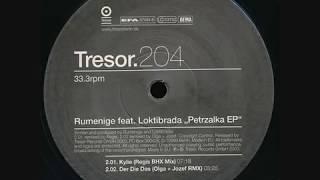 Rumenige Feat. Loktibrada - Der Die Das (Olga + Jozef Remix) (B2)