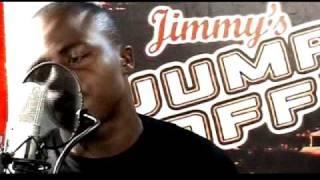 DAGRIN ON JIMMYS JUMP OFF