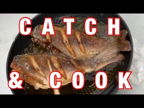 Frying Fish -\\\\\\\\- Outdoors -\\\\\\\\ -fishing-