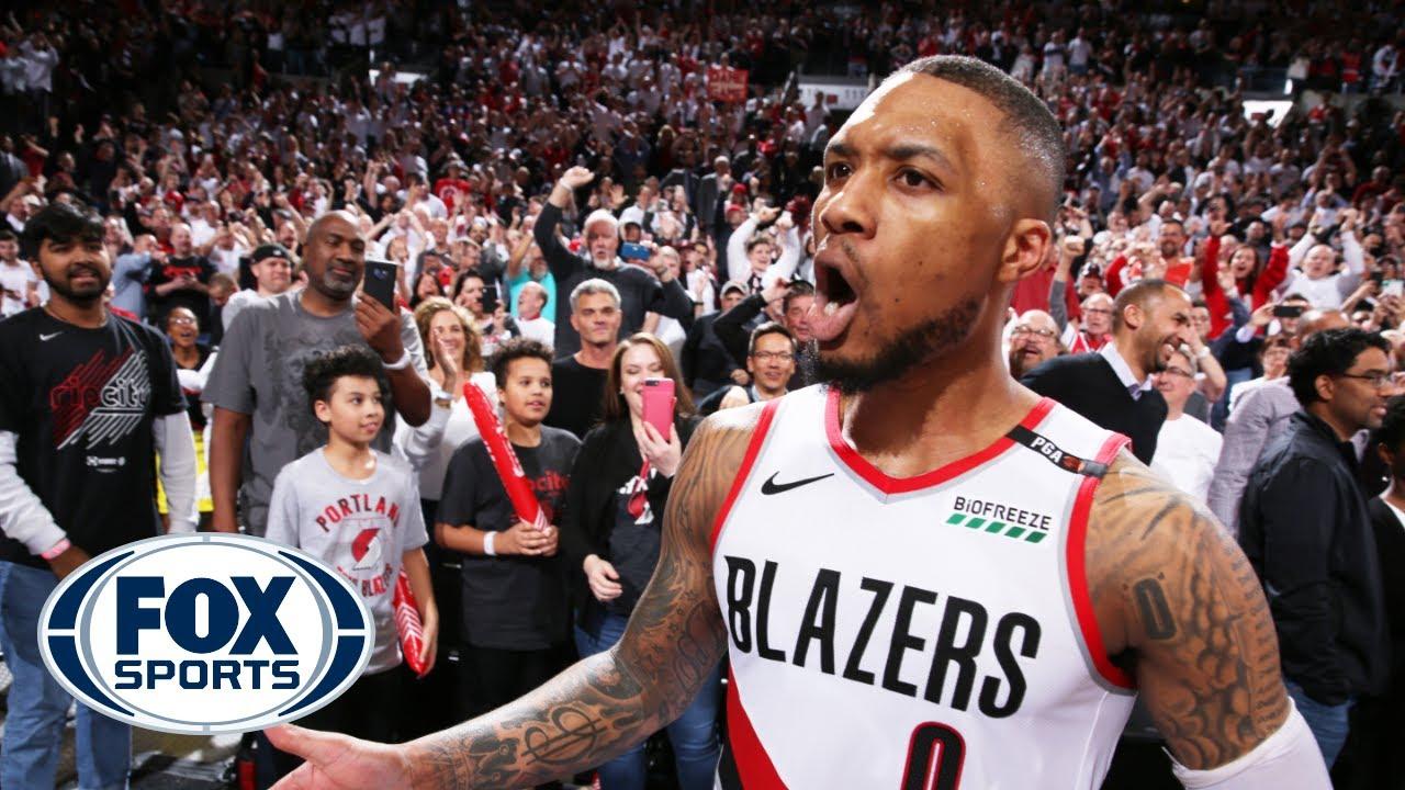 Ric Bucher and Jason McIntyre on Dame Lillard's BIG SHOT; NBA Top-10 | KNOCKDOWN J