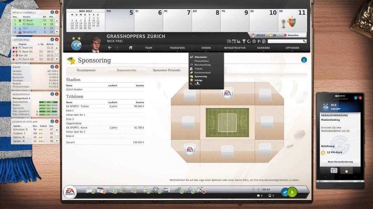 Fussball Spiele 3d
