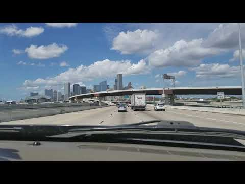 Samsung Galaxy S8 Vídeo Test. Houston, Texas
