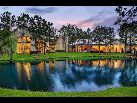 Extravagant Private Compound in Tomball, Texas | Sotheby's International Realty