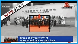 DNA: Analyzing India's success report from group photograph of G-20 summit in China