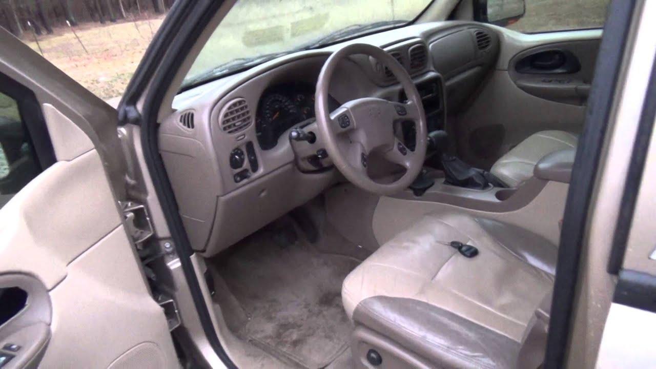 For sale - 2004 Chevy Trailblazer LT Interior Tour - Dynoscoop