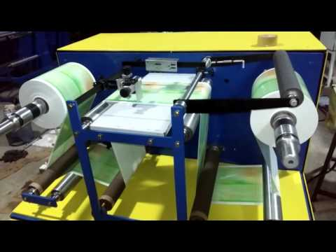 Doctoring Rewinding Machine - OM SUNTRONICS