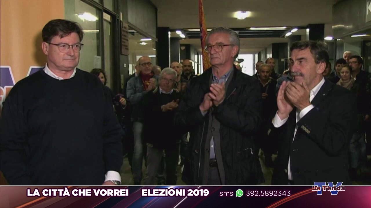Antonio Miatto è il nuovo sindaco di Vittorio Veneto: i festeggiamenti