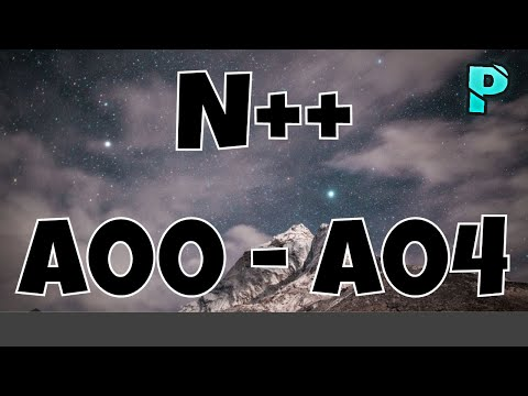 Return of the Legendary Ninja! - N++ Episodes A-00 ~ A-04