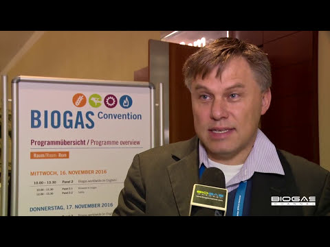 5.4 million m3 of biogas a year for the waste treatment plant in Malta - English Subtitles