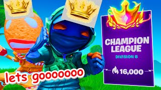 WE FINALLY HIT CHAMPION! (very epic)
