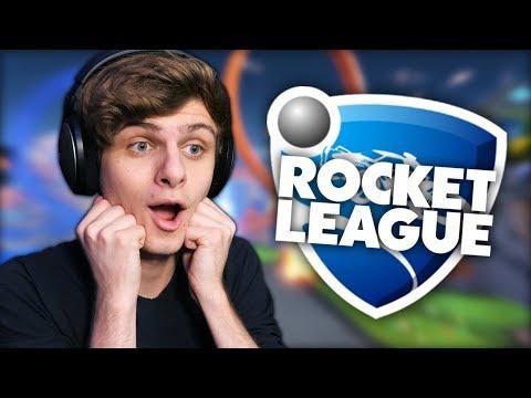 WAT EEN SCHOT! | Rocket League thumbnail