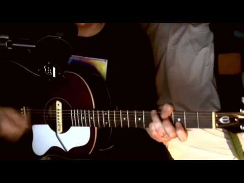 Oh, Pretty Woman ~ Roy Orbison & The Candymen ~ Acoustic Cover w/ Epiphone 1963 EJ-45 WR