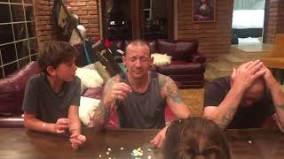 Chester bennington 36 hours before his death