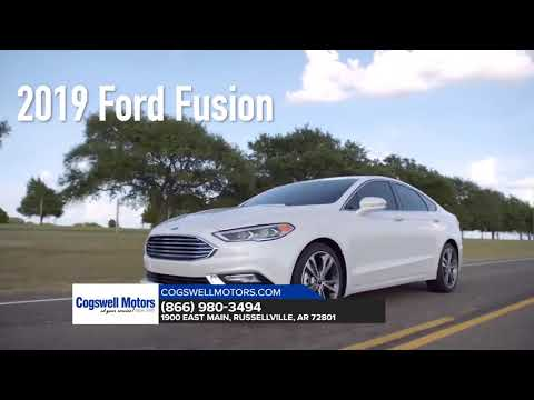 Ford  Fusion  Morrilton  AR    Ford  Fusion  Morrilton  AR