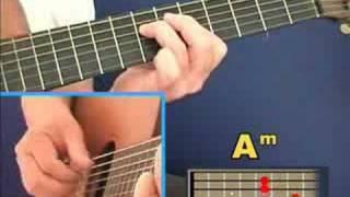 Bossa nova lección para guitarra