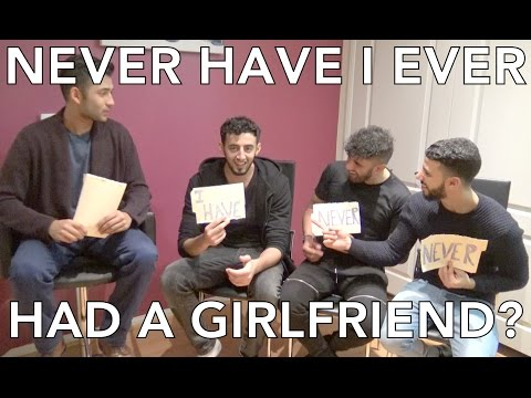 NEVER HAVE I EVER CHALLENGE - Adam Saleh, Slim & Naz!