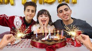 جميع حفلات اعياد ميلاد عائلة حبيبة !! Birthday Video Collection