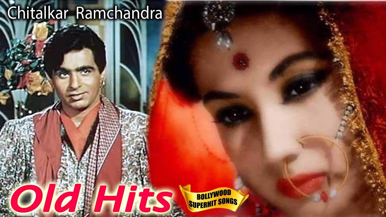 Bollywood Ke Old Sadabahar Gaane | Chitalkar  Ramchandra Superhit Song | Evergreen Old Songs