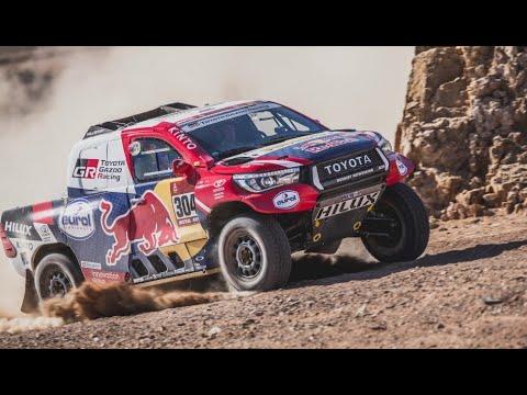 Dakar Saudi 2020 Stage 2 رالي داكار السعودية 2020 المرحلة الثانية