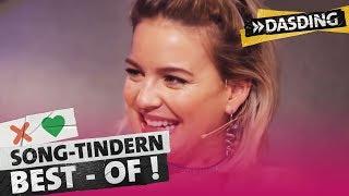 Best-Of Song-Tindern: Matches bei Clueso, Kollegah, Zara Larsson und Milky Chance | DASDING