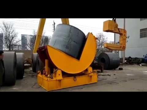 Coil Handling Device For Steel Plant Coil Handling  - Steel Mill Material Handling