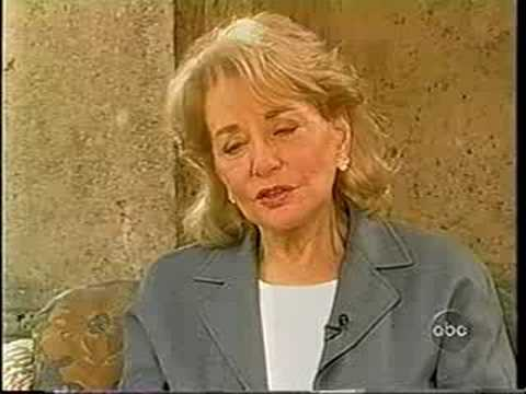 20/20 Fidel Castro interview - Barbara Walters [4of6]