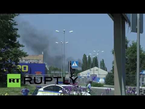 Ukraine: Kiev launches