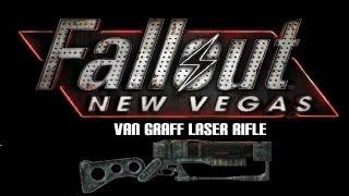 Fallout: New Vegas - Unique Weapons: Van Graff Laser Rifle