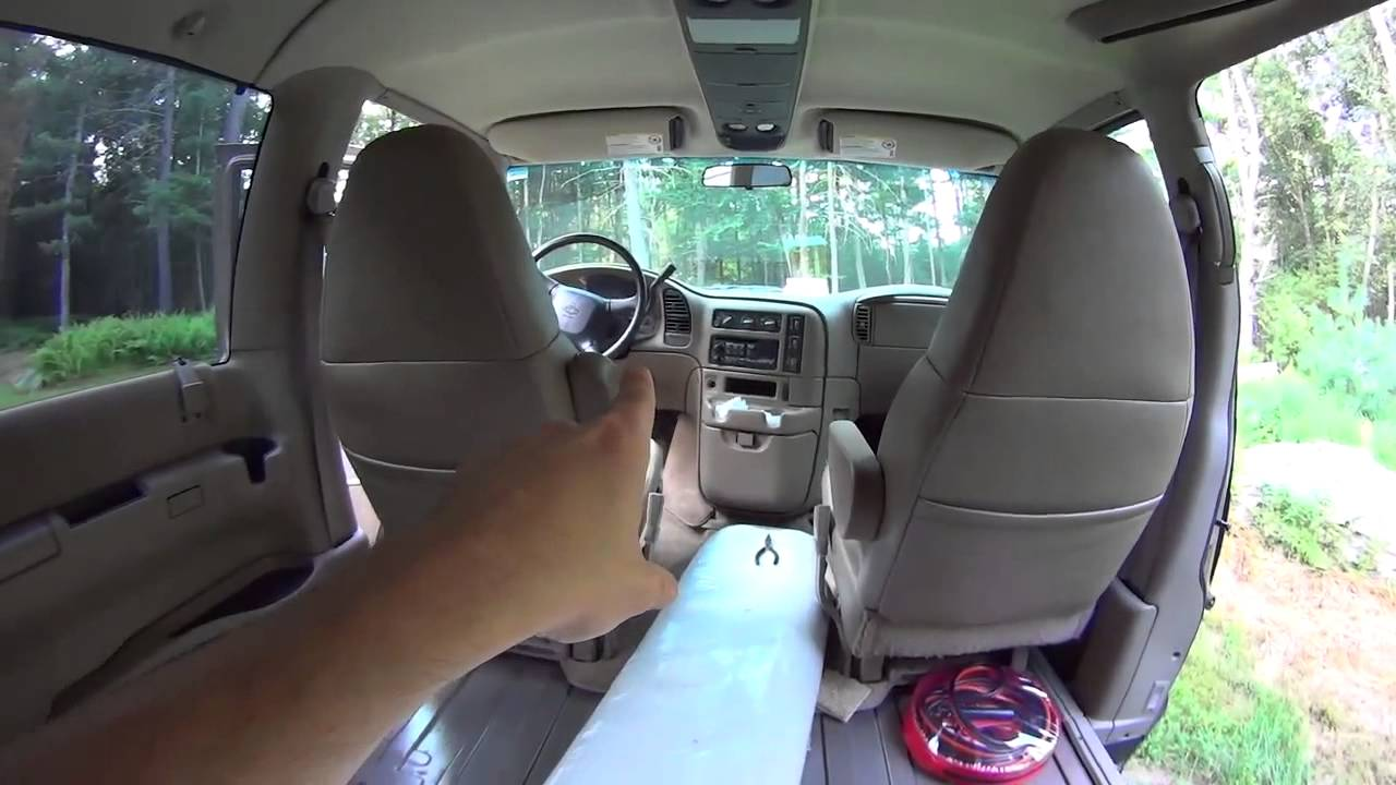 Chevy Silverado Wiring Diagram Bcm Module Fix Chevy Astro Other Electrical Stuff Youtube