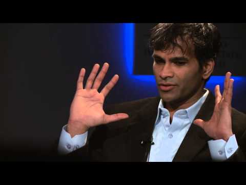 Insight: Ideas for Change - How Technology can Improve Decision-Making? - Sendhil Mullainathan