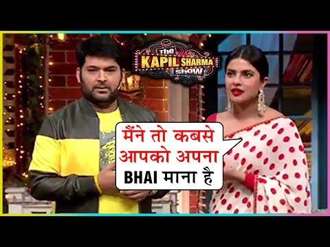 Kapil Sharma & Priyanka Chopra HILARIOUS Comedy On Their MARRIAGE   The Kapil Sharma Show