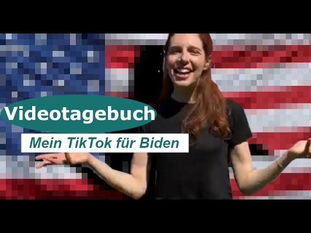 Mein TikTok für Joe Biden (Web-Doku)