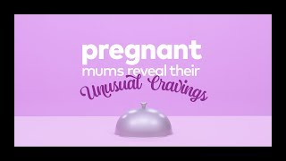weird pregnancy cravings