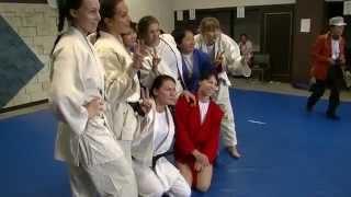 SAMBO/ロシアサンボ選手&日本柔道選手合同練習