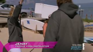 Dean Ambrose & Renee Young on total divas