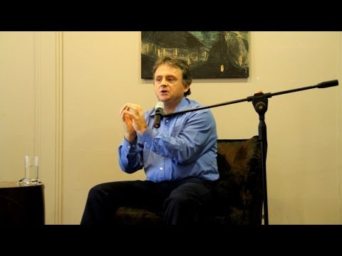 """A conversation with Dr Terry Lynch (From """"Beyond Prozac"""" to """"Selfhood"""" and beyond)"""