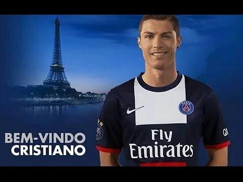 Ronaldo переходит в псж