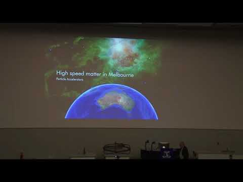 July Lectures in Physics 2017 - Prof  David Jamieson
