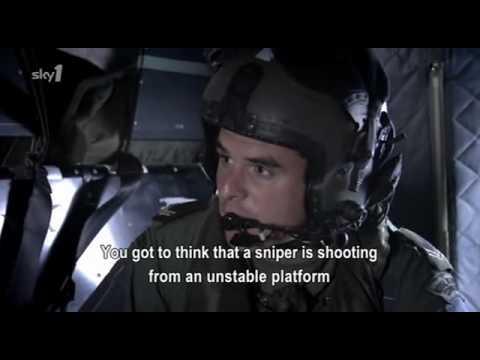Ross Kemp - Maritime Sniper Team