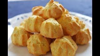 طرز تهیه نون خامه ای اصل ایرانی  Noon Khamei, Original Persian Cream Puff Pastry- Eng Subs