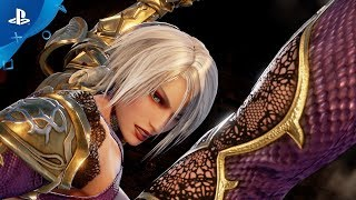 SOULCALIBUR VI - Ivy Character Reveal | PS4
