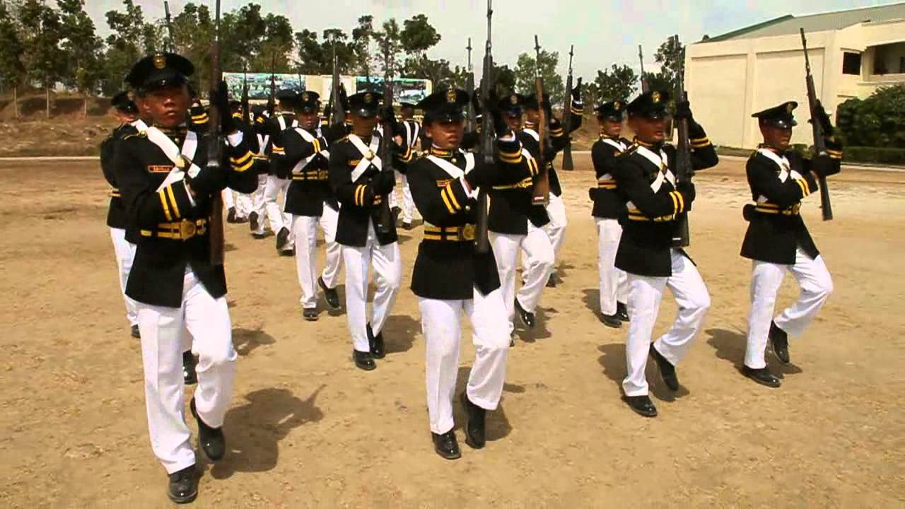 Philippine army officer candidate school manandata class 40 2013 youtube - Military officer training school ...
